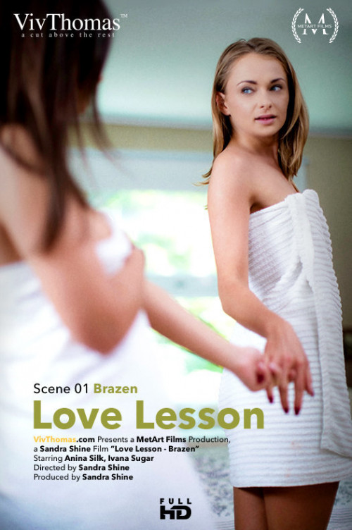 Anina Silk, Ivana Sugar – Love Lesson Episode 1 – Brazen FullHD 1080p