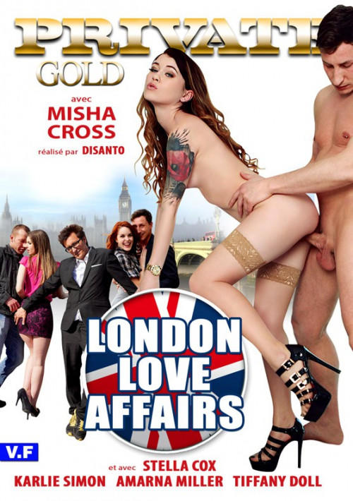 Private Gold 193 London Love Affairs (2015)