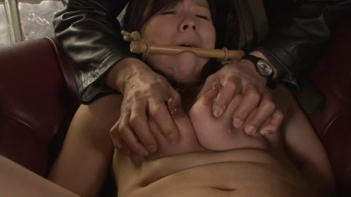 Wakana five female detective enema Asians BDSM