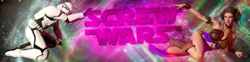 Screw Wars IV A New Cock Porn games