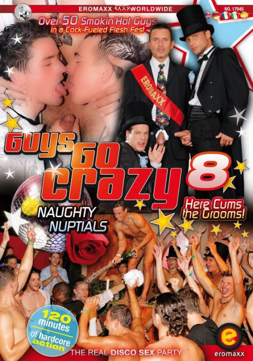 Guys Go Crazy vol.8 Naughty Nuptials