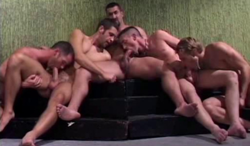 Hardcore Orgy With Tag Team