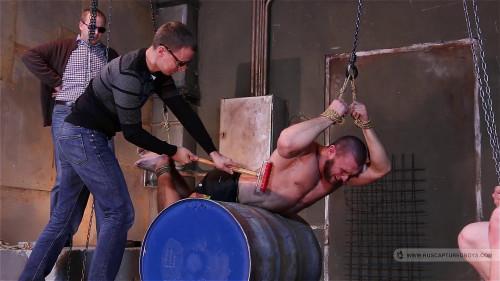 "50 Best Clips ""RusCapturedBoys"". Part 8. Gay BDSM"