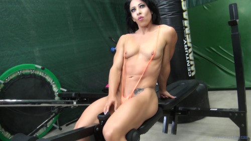 With Carmen Sixpack Questions - Full HD 1080p Female Muscle
