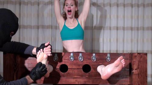 TickleIntensive - Sienna Aldridge Stocked