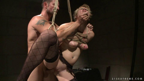The Slave Girl with the Dragon Tattoo Chicky Clarissa - Extreme, Bondage, Caning