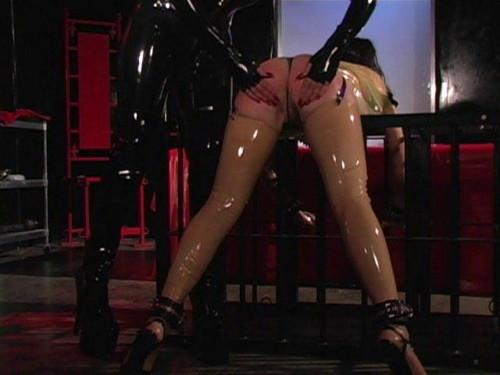 Sexual Slavery BDSM Latex