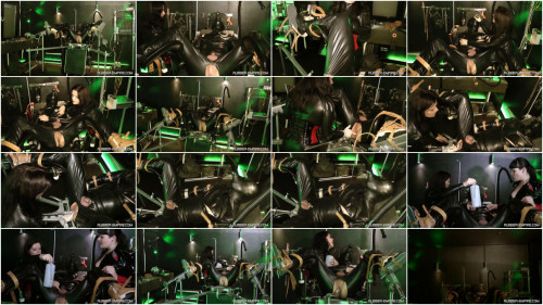 Das Gummi Benutzungs Objekt - Lady Isis - Scene 1 - HD 720p Femdom and Strapon