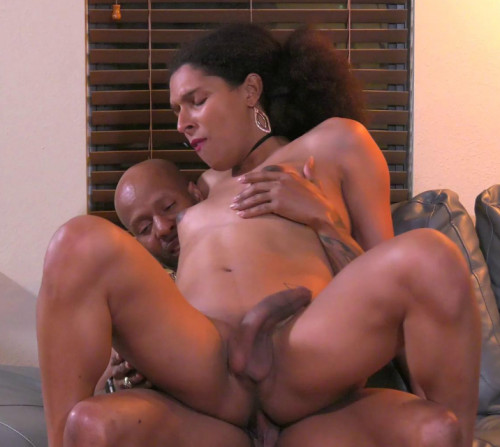 Creampie Fuck With Hot Shemale