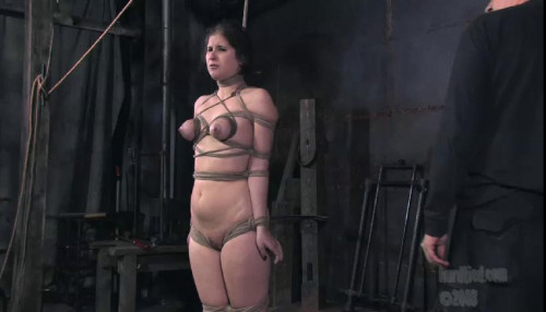 Once he took them in he turned these two bitches into his meat toys