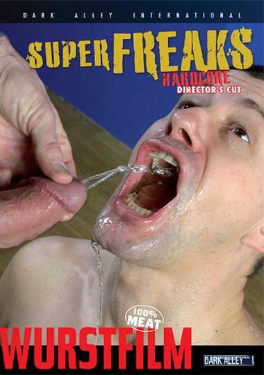 Super Freaks Hardcore Directors Cut - Aaron Kelly, Rod Painter