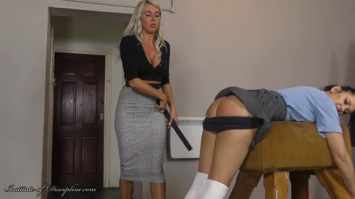Soft Butts Get Brutal Whipping - Part 3