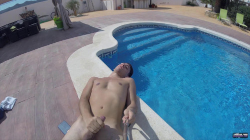 Cum Eating Boy In The Sun