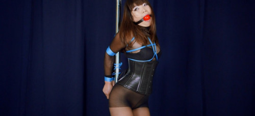 Restricted Senses – Standing Pole Tie