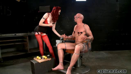 Magic Full Collection CaptiveMale. 13 Clips. Part 2.