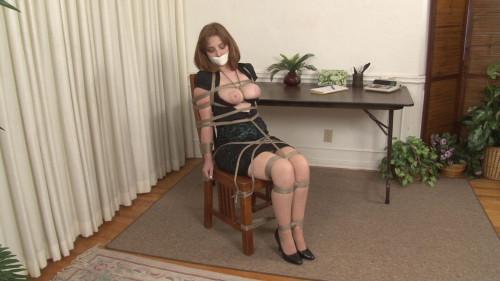 Temp Secretary Office-Bound - Ginger Sparks