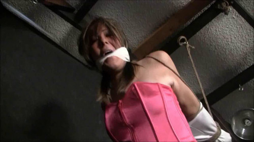 Brendasbound - Strappado And Hobble Skirts Go Hand And Hand BDSM