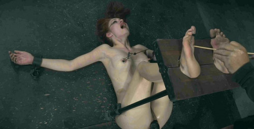 Hard Turning for sexy slave