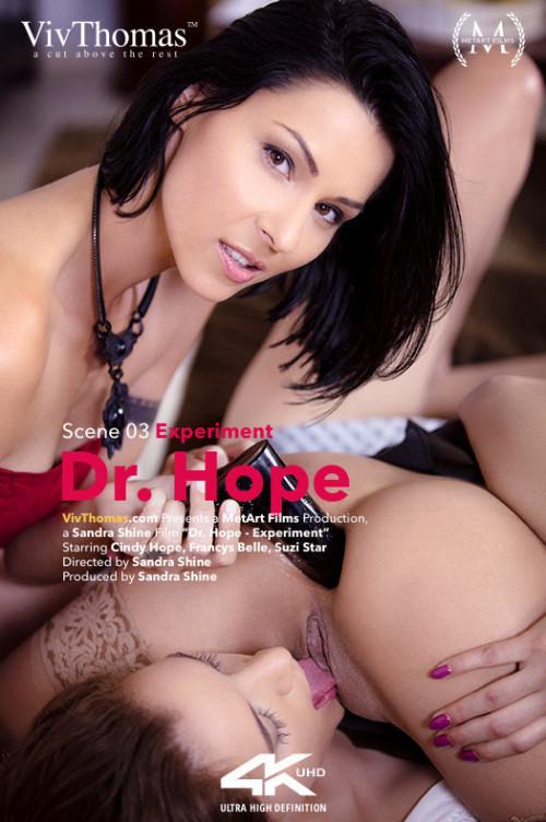 Cindy Hope, Francys Belle, Suzi Star - Dr Hope Episode 3 - Experiment (2018)