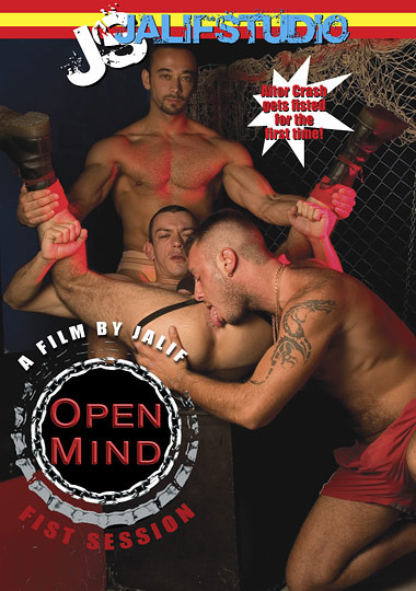 Jalif - Fist Club - Open Mind Barcelona