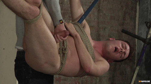 Sexy Jonah Cock Drained Gay BDSM