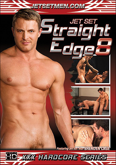 Straight Edge vol.8 Gay Movie