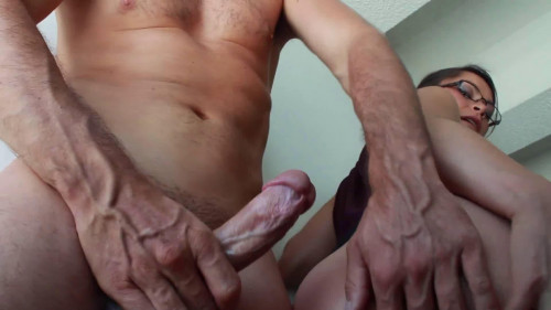 Cock Sucking School Handjob