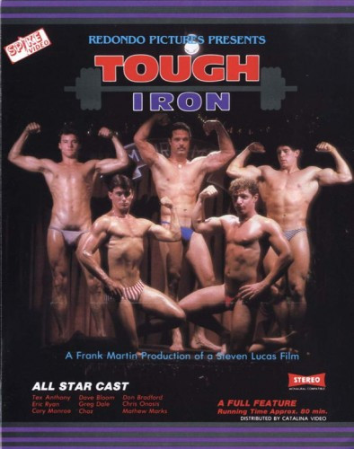 Tough Iron (1986) - Cory Monroe, Dave Bloom, Don Bradford
