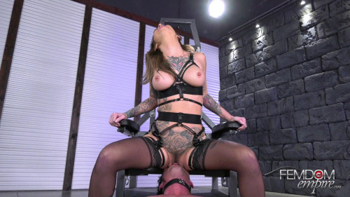 Spoil My Pussy Femdom and Strapon