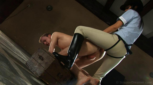 Abigail - Riding Mistress and the stableboy BDSM
