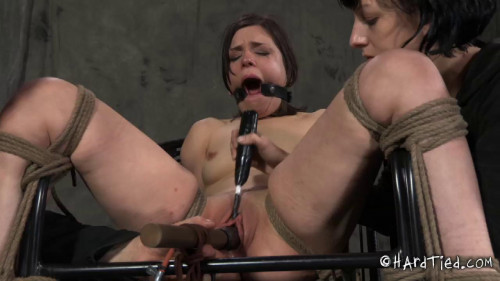 Cumface Juliette March Elise Graves BDSM