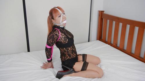 The Black Lace Dress BDSM
