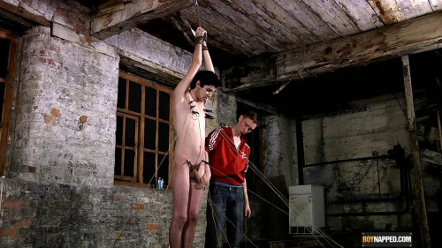 Jonny acquires Pegged & Wanked