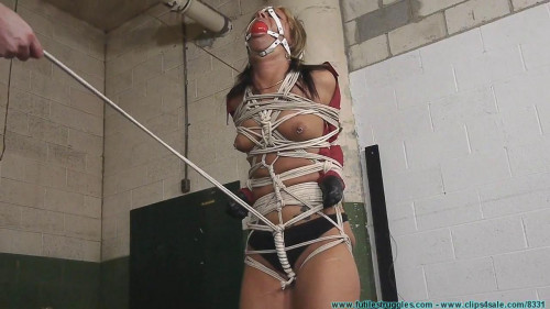 Bondage And Gags Whether It Be Rope screen 1