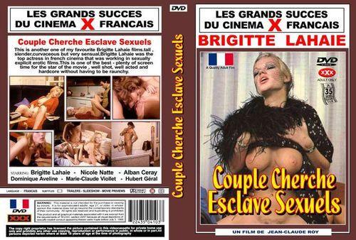 Couple Cherche Esclave Sexuel (1979) - Brigitte Lahaie, Nicole Natte Vintage Porn