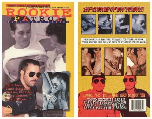 Rookie Patrol Gay Retro
