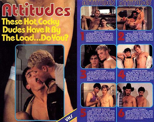 Attitudes 10 Inch Curved Dick (1982)