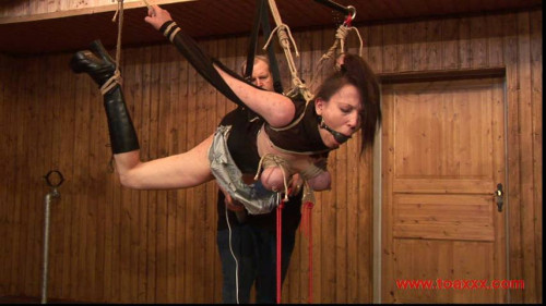 Heavy Tit Weights for Titslave Eva