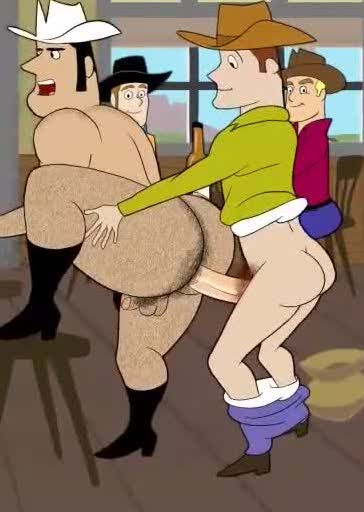 Animan - The Sheriff of Lone Gulch Cartoons