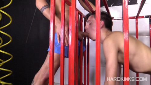 Hard Kinks - The Mouse & The Snake - Alex Thor, David Gay BDSM