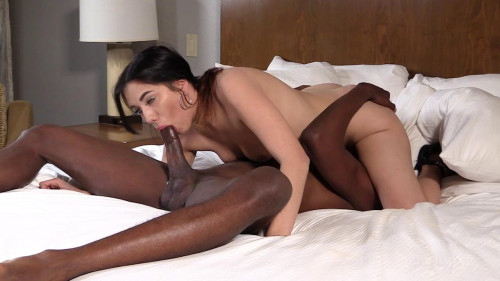 Ivy - Young wife cheater (2018) Interracial