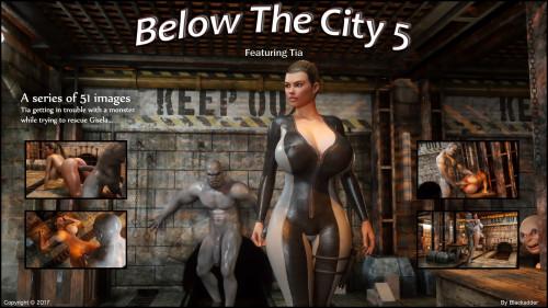 Blackadder Below the City part 5