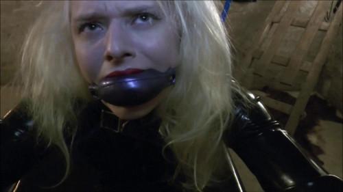 Rough Gag BDSM Latex