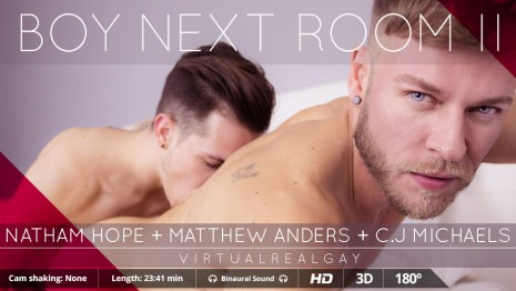 Virtual Real Gay - Boy Next Room II (Android/iOS)