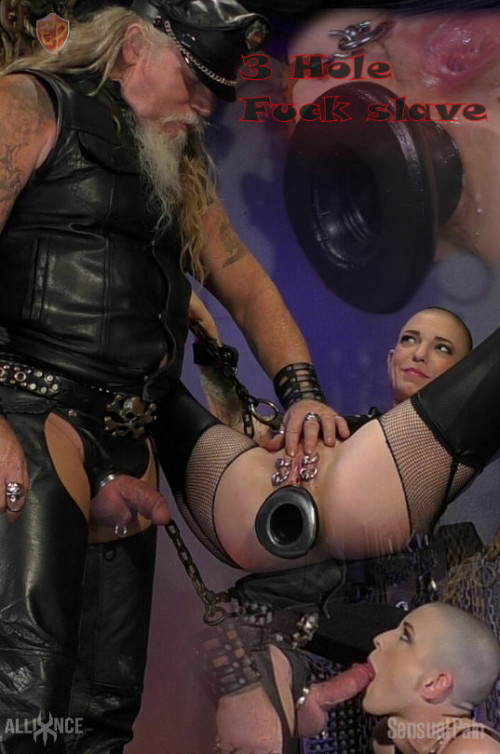 Sensualpain 3 Hole Fuck slave part 1