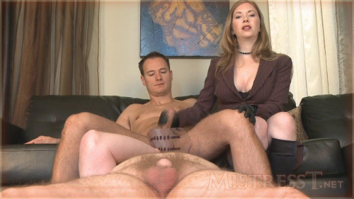 Accept the humiliation of your Mistress-nothingness part 22 Femdom and Strapon