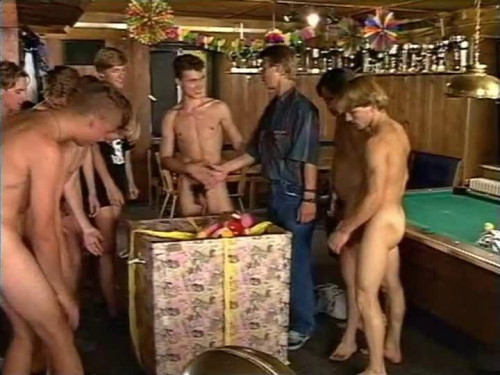 Pleased Birthday Act Boyz