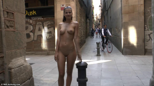 The Girls Naked In Public Part 2 ( 10 scenes) MiniPack