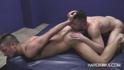 Andrea Suarez - Ruben Mastin Gay BDSM