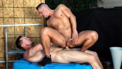 Hot House - Raw Workloads - Pierce Paris & Aston Springs (1080p) Gays